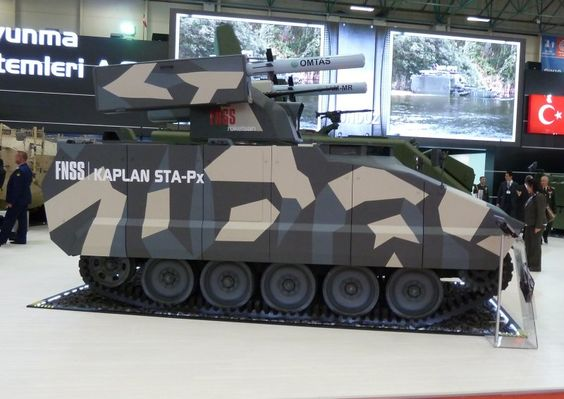 What Lighy Armored Vehicle will be in Demand in the future