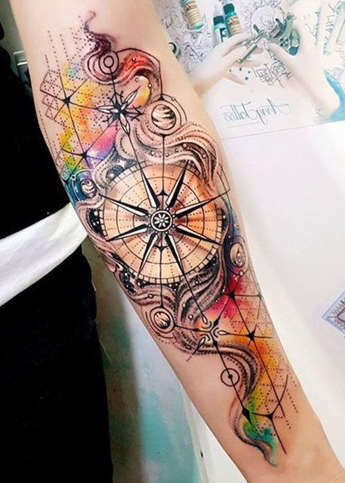 Watercolor Tattoos For Women Best Tattoos For Women Cute Unique And Meaningful Tattoo Ideas Fo Inner Forearm Tattoo Unique Tattoos For Men Forearm Tattoos