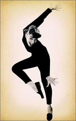 All the haters who say leggings aren't pants can take it up with Audrey Hepburn.