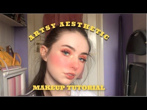 Blushed Aesthetic Makeup Tutorial Youtube