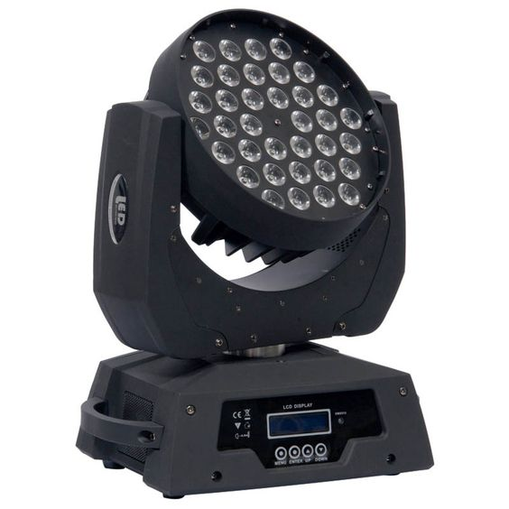 36PCS 10W 4 in1 high power LED moving head light
