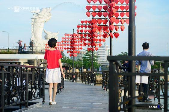 Check-in ngay 8 điểm chụp choẹt đẹp như mơ ở Đà Nẵng
