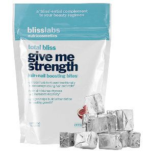 Bliss - Total Bliss Give Me Strength Hair+Nail Boosting Bites ...