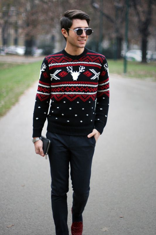 Holiday Sweater, Ralph Lauren