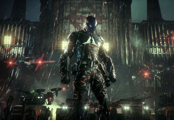 Batman: Arkham Knight announced the release date.