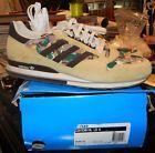 Vintage Men's Adidas ZX 500 Series Top Sz 13 Sneakers in Box Running Shoes