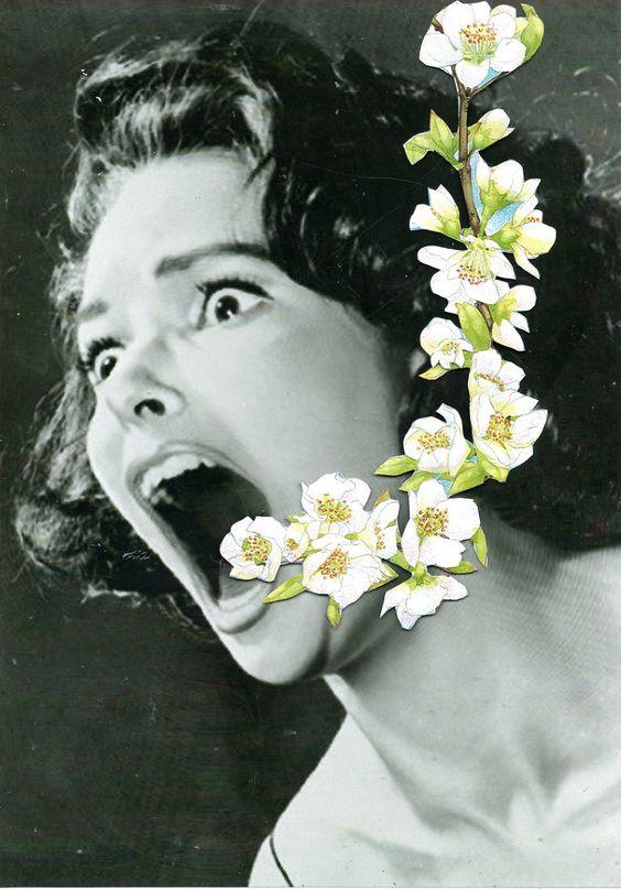 Vintage Modern Collage