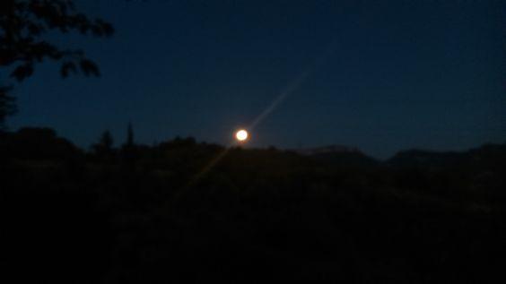 La lluna juliol  2014