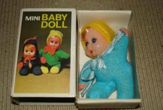 cositas de la infancia.: Las muñecas de las cajas de cerilla.