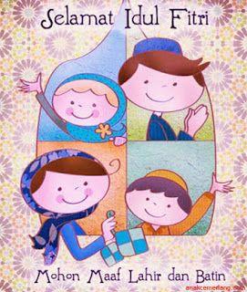 10 Gambar Ucapan Selamat Hari Raya Idul Fitri 1441 H 2020 Cocok