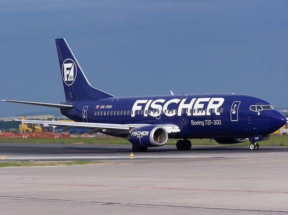 Fischer Air B-737-33A