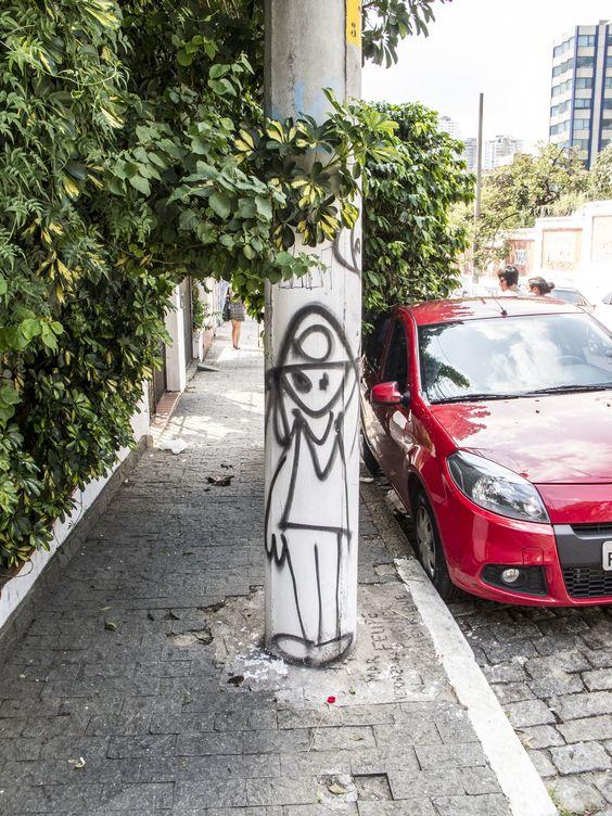 Referência Vila Madalena - Poste