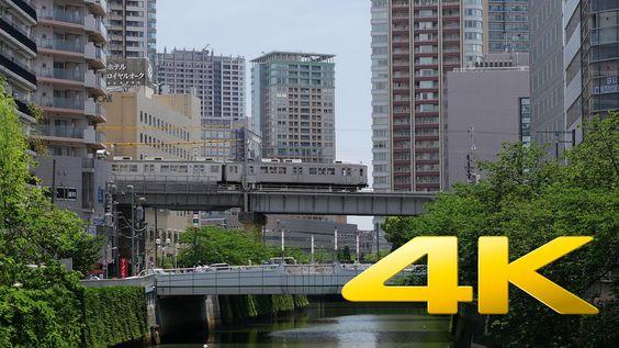 Tokyo Gotanda - 五反田 - 4K Ultra HD
