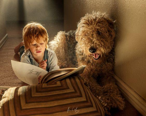 Reading Buddies by Adrian C. Murray