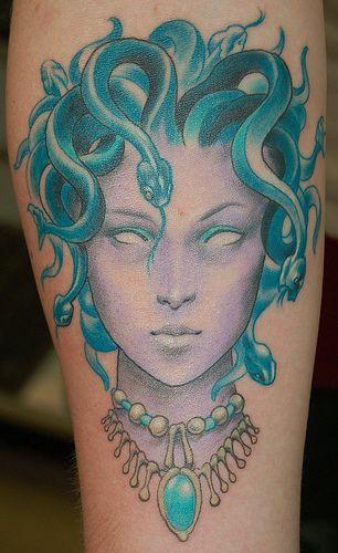 Medusa Tattoos medusa tattoos madscar