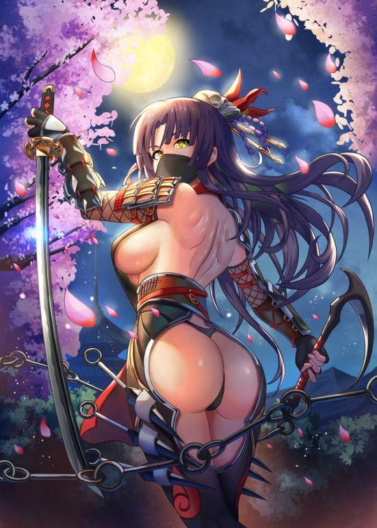 порно аниме воины фото