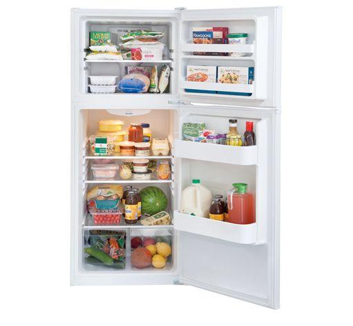 Small Apartment Refrigerator - Interior Design