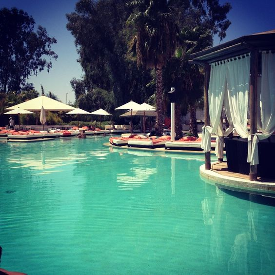 nikki beach marrakech morocco