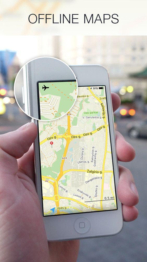 Maps.me Pro es una popular app móvil con mapas offline de más de 345 países e islas de todo el mundo. Ahora se ha vuelto gratuita para Android e iPhone.