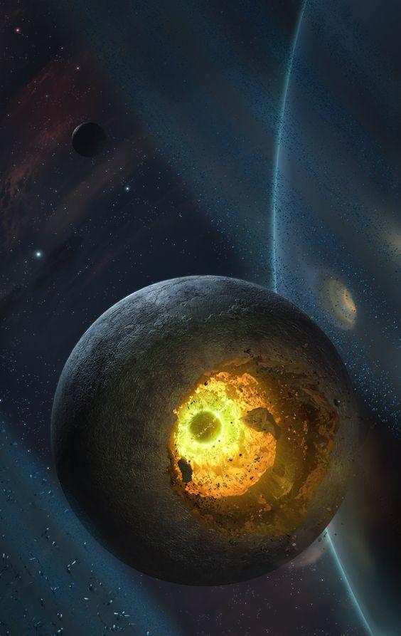 solar system alien concept - photo #1