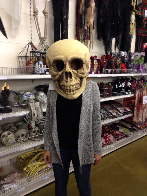 Skelett  Halloween   Verkleidung  Karneval Fastnacht  Skeleton Skull Halloween  Costume  Kostüm