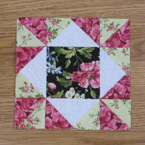 Mother S Choice Traditional Quilt Block Pattern Con Imagenes