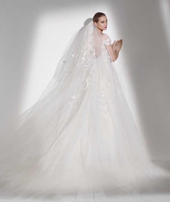 MAURICIO, Vestido Noiva 2015