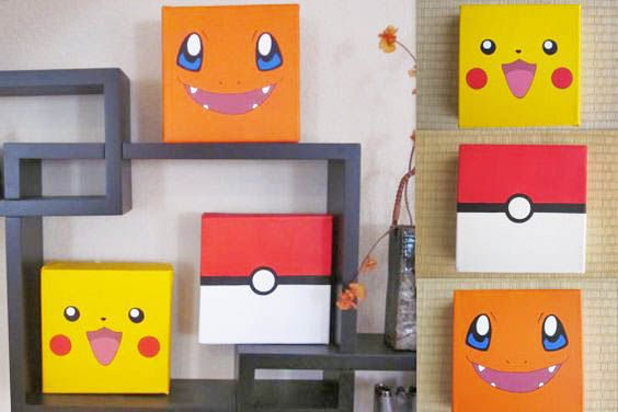 20 Best Pokemon Bedroom Ideas The Handy Guy Pokemon Room Pokemon Diy Pokemon Decor
