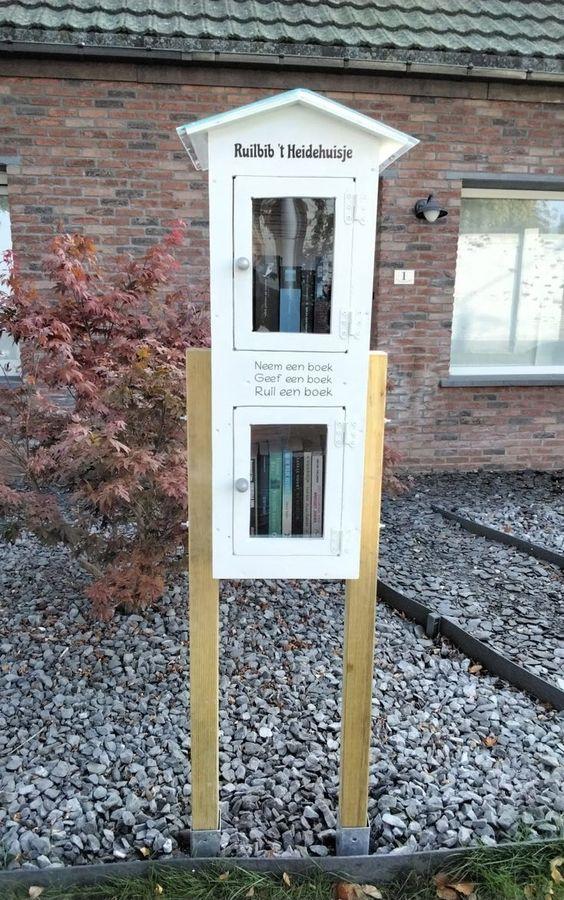 Boekenruilkast Mol