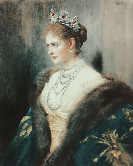 Empress Alexandra of Russia