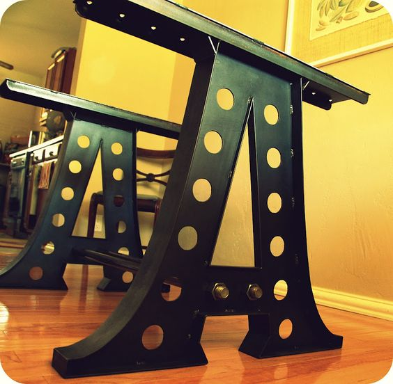 conference room table base
