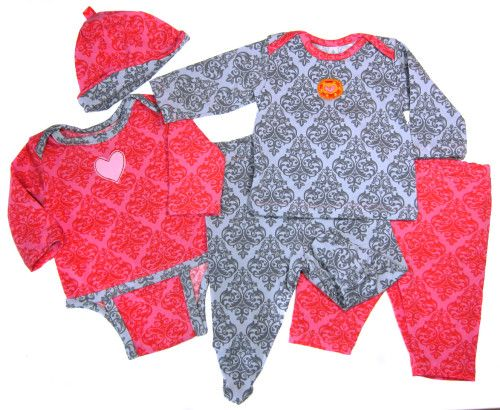 Minibasics, patterns by farbenmix.de #sewing #baby #nähen #babykleidung