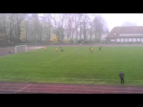 FOOTBALL -  SV Tur Abdin Delmenhorst 2:1 SV Wilhelmshaven    (Tor zum 1:0 / Bezirksliga Weser-Ems 2 2013/2014) - http://lefootball.fr/sv-tur-abdin-delmenhorst-21-sv-wilhelmshaven-tor-zum-10-bezirksliga-weser-ems-2-20132014/