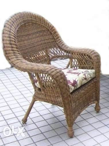 Wicker Weave Chair For Sale Philippines Find 2nd Hand Used Wicker Weave Chair On Olx Home