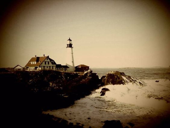 I love Maine.  (picture taken by me)