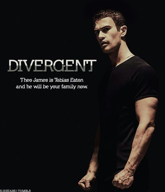 Tobias Eaton aka Four | Divergent | Pinterest | Divergent ...
