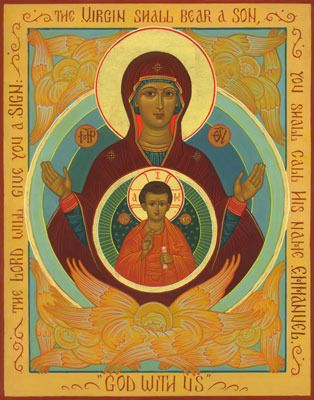 Orthodox Incense - Icons: