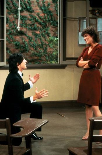 Joanie and Chachi from the show Happy Days. | Joanie Loves ...
