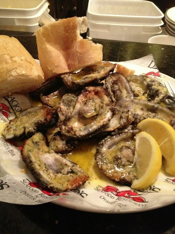 Drago's Seafood - If you want oysters in New Orleans, there's many to choose from - but in my opinion, these are the best.  Order them by the dozens!