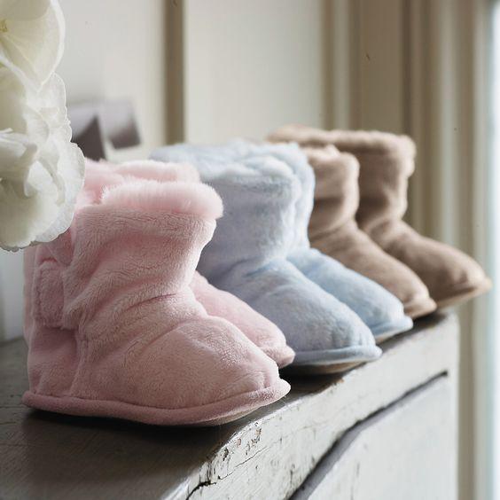 Baby Girl's Pixie Booties £17