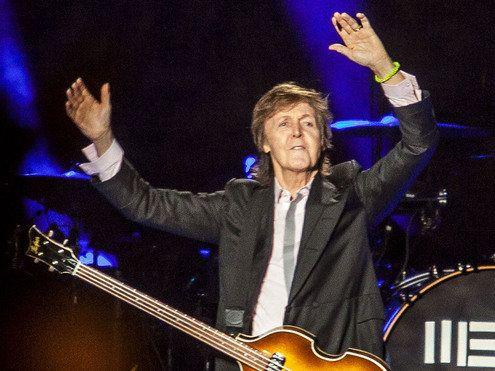 Paul McCartney estrela documentário em realidade virtual