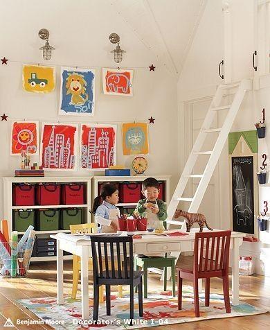 playroom playroom-inspiration