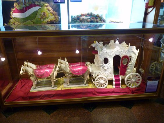 Szabo Marzipan Museum - Szentendre, Hungary: