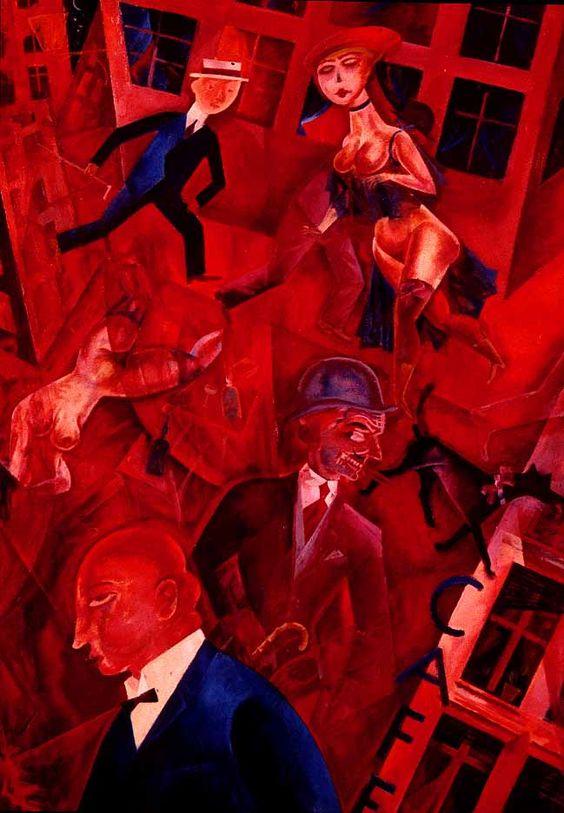 """""""Des Dessin Contre L'ordre Etabli"""" by George Grosz (German 1893-1959)"""