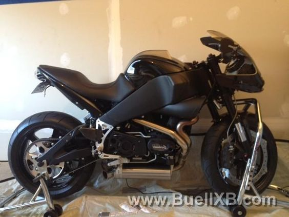 customized buell fire bolt with lightning tail chop | motorcycles