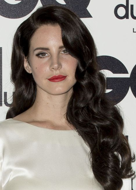 lana del rey hairstyle curls - photo #20