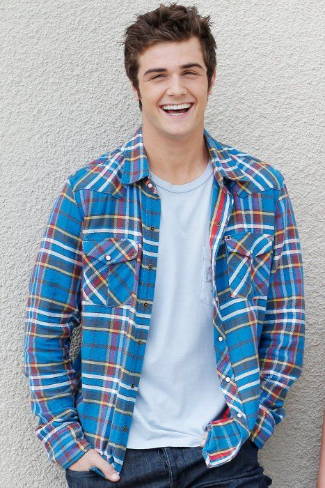 Beau Mirchoff. Is this my little awkward baby?