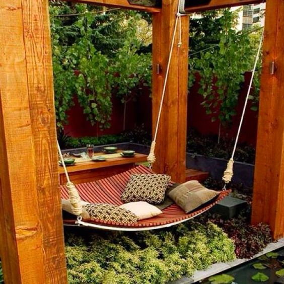 I would LOVE to have this in my back yard.