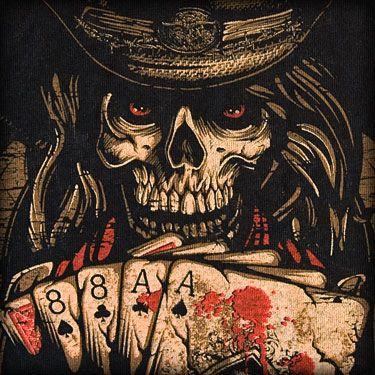 dead mans hand aces and eights lyrics