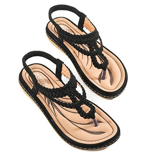 2018 Homme en Cuir Plates Décontracté Confort Sandales Sport Plage Été Bout Ouvert Chaussures #